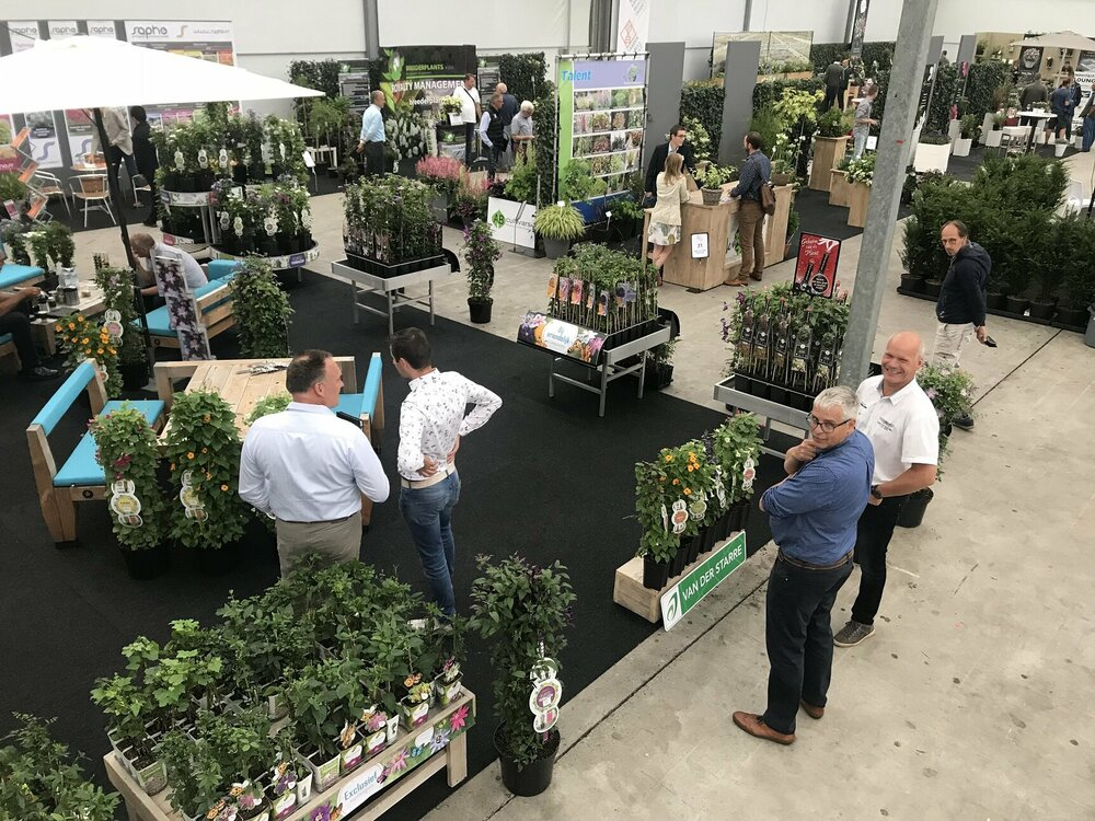 Garden Trials and Trade: top innovations of more than 30 companies at a single location!