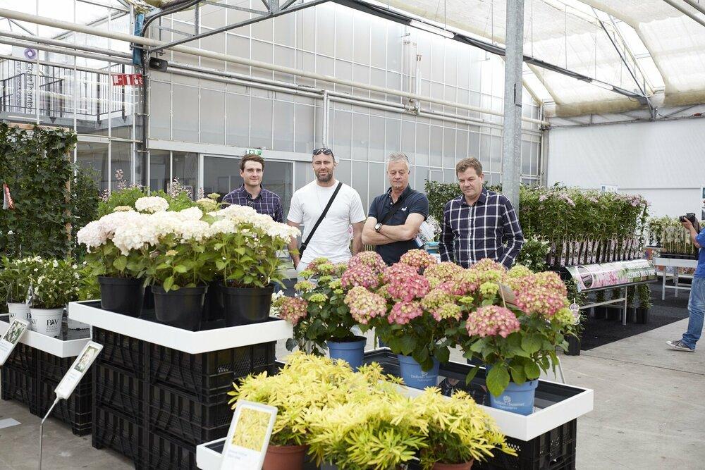 Zweite Ausgabe der Garden Trials and Trade gut bewertet