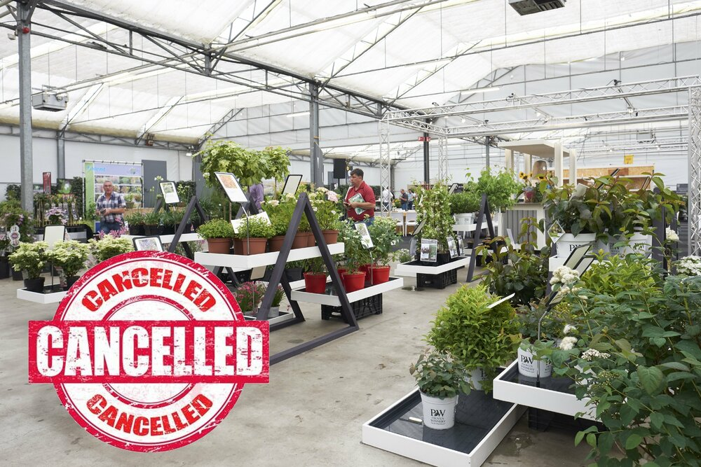 Garden Trials and Trade 2020 cancelled