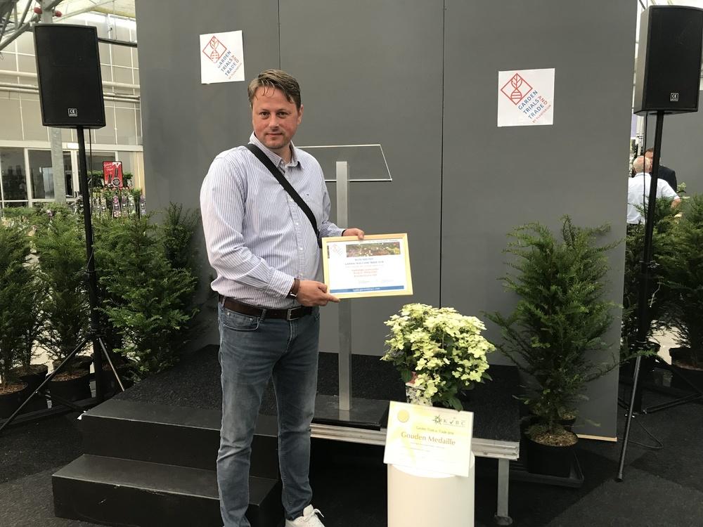 Hydrangea paniculata 'Breg14' (POLESTAR) Beste Noviteit Garden Trials and Trade 2018