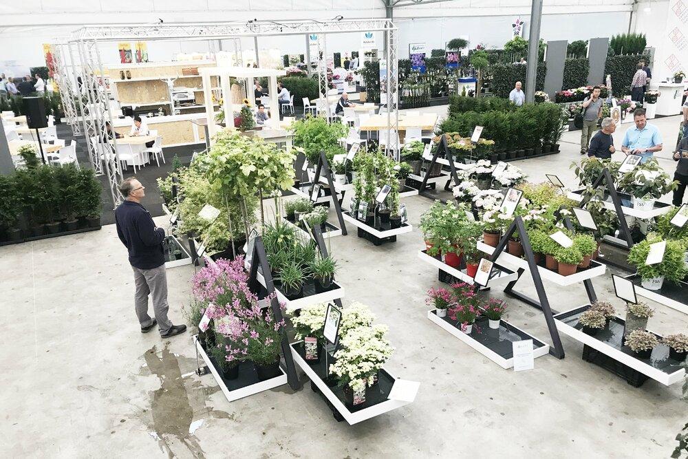 Nieuwigheden op Garden Trials and Trade 2019