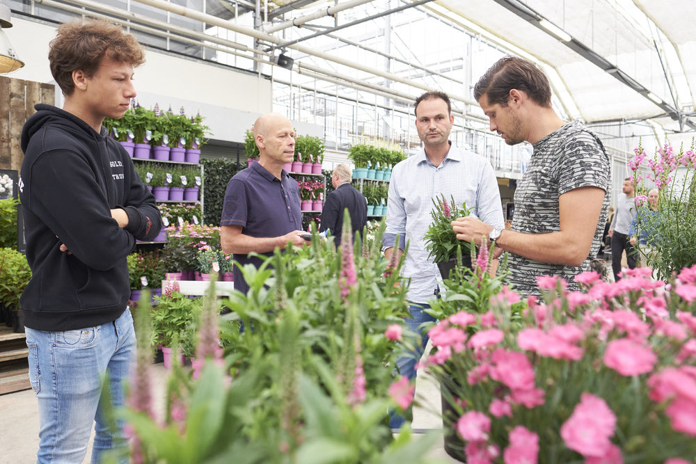 Successful first edition of Garden Trials and Trade